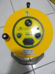 Medidor de nível de água subterrânea para poços 100m