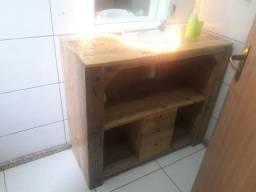 Balcao de banheiro
