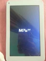 Tablet m7 não pega chip 100