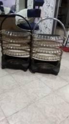 CARRINHO DE ESMALTE (2 unidades)