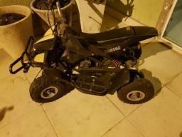 Mini quadriciclo 49cc infantil