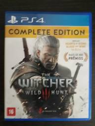 The Witcher Complete Edition Playstation 4