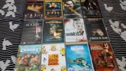 DVDs originais - filmes