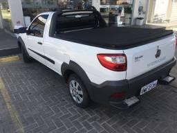 Fiat Strada working 1.4 8 mil entrada 48x 800,00 em media - 2015