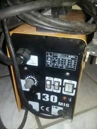 Máquina de solda MIG 130 -220V