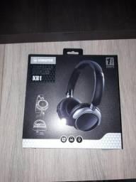 Fone Bluetooth KB1 Wireless Novo
