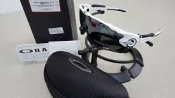 Oculos Sol Oakley Jawbreaker 9290 29 Preta Espelhada Prizm