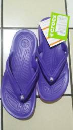 Crocs Crocband Flip Ultraviolet Unissex