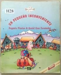 Livro Un Pequeño Inconveniente - Eugenia Flavian & Gretel Er