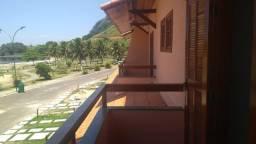 Imobiliária Nova Aliança!!!! Duplex 2 Suítes Frente para Mar Condominio Pontal de Muriqui