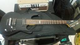 Guitarra 7 Cordas Esp LTD M17