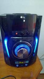 Mini system LG 810w rms super potente