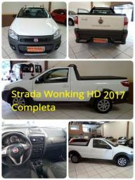 Fiat Strada 2017 1.4 HD Working - 2017