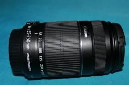 Lente Ef-S 55-250mm f/4-5.6 IS STM