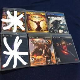 Jogos Ps3 - Preços variados