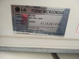 Microondas LG Microwave 19LTS Branco