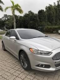 Ford Fusion 2014 Titanium FWD 2.0 Automático Blindado Top - 2014
