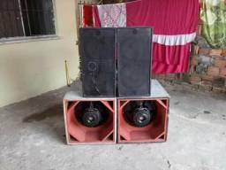 V/d esse equipamento de som
