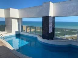 Apartamento Cobertura Emisfer 360º 5 suítes 377m2 Nascente vista mar lagoa Pituaçu 5 vagas