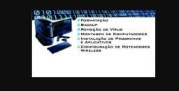 Lb informatica / formatação - a partir de 40,00