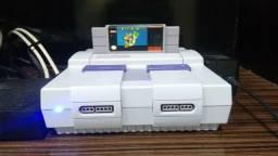 Super Nintendo Zerado
