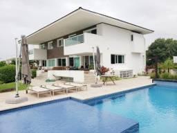 Casa de Luxo com 6 Suítes, 846 M² No Morada da Península Paiva-Recife-PE