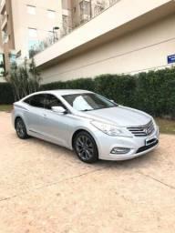 Hyundai Azera 3.0 V6 / Estudo Trocas - 2012