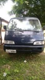 Trocar ou vender van diesel 16 lugares topiqui - 1998