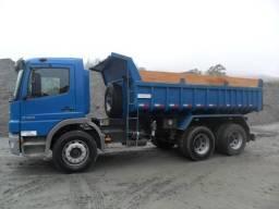 Caçamba Atego 2425 Truck - 2013