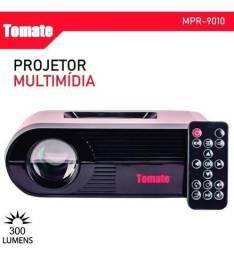 Projetor Portátil Multimídia Hdmi 300 Lumens Mpr-9010 Usb