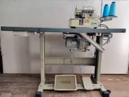Máquina de costura Overlock Bracob BC74
