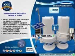 """Purificador de Água Double 7""""BR- Entrega e Instalção Grátis"""