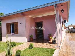 Casa à venda com 3 dormitórios em Antônio de paiva cantelmo, Francisco beltrao cod:143