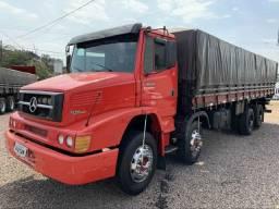 Caminhão 1620 avista 100mil ou parcelas com entrada