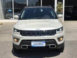 Jeep compass 2.0 16v diesel limited 4x4 automático 2018 - 2018