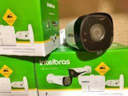 Instalação de câmeras GTEC