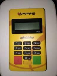 Máquina de passar cartão MINIZINHA