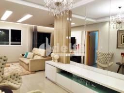 Apartamento à venda com 3 dormitórios em Tubalina, Uberlandia cod:34803