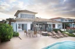 Casa com 7 dormitórios à venda, 440 m² por R$ 3.800.000,00 - Loteamento Praia Baia Formosa