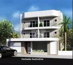Cobertura com 2 dormitórios à venda, 48 m² - Vila Valparaíso - Santo André/SP