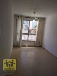 Próximo ao INSS, apartamento com 2 dormitórios à venda, 58 m² por R$ 275.000 - Cambuci - S