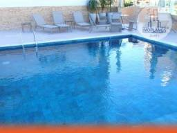Maravilhoso apartamento com 2 dormitórios à venda, 89 m² por R$ 350.000 - Caiçara - Praia