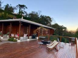 Casa com 4 dormitórios à venda, 280 m² por R$ 650.000 - Descansópolis - Campos do Jordão/S