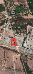 Terreno de esquina em Macaiba ,nas margens da BR 304 com 3.250 m²