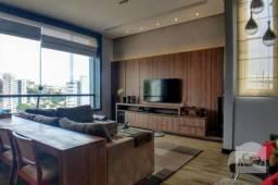 Casa à venda com 4 dormitórios em Santa lúcia, Belo horizonte cod:271766