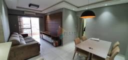 Apartamento para alugar, 84 m² por R$ 3.000,00/mês - Canto do Forte - Praia Grande/SP