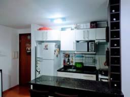 Apartamento à venda com 2 dormitórios em Fazendinha, Curitiba cod:AP1375