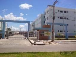 Apartamento com 2 dormitórios para alugar, 44 m² por R$ 510,00/mês - Rosa Elze - São Crist