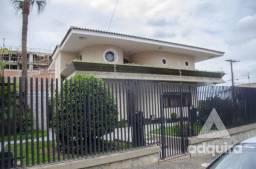 Comercial casa com 4 quartos - Bairro Centro em Ponta Grossa