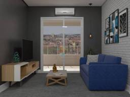 Apartamento com 2 dormitórios à venda, 77 m² por R$ 308.240 - Aviação - Praia Grande/SP
